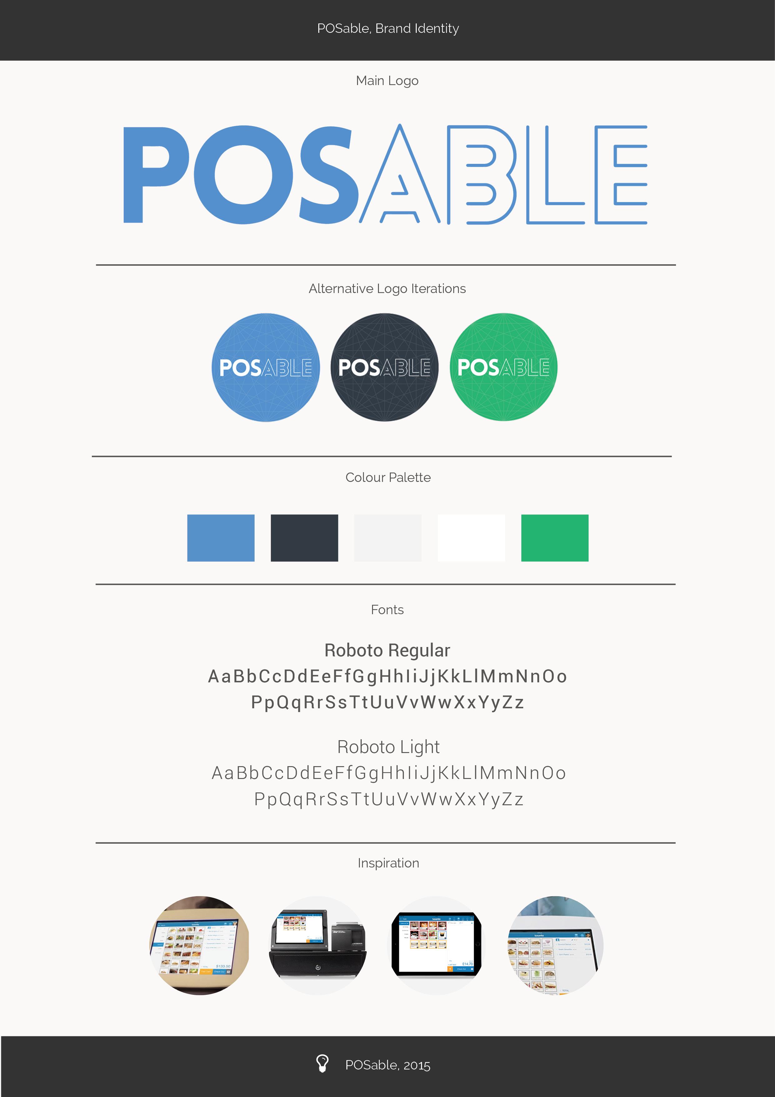 POSable Brand Identity