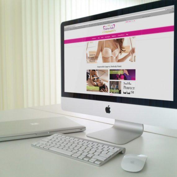 Kathryn Rolfe Website Home Page