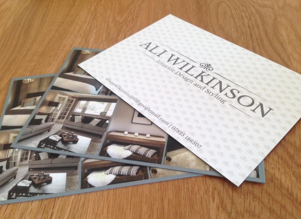 Alison Wilkinson Postcard