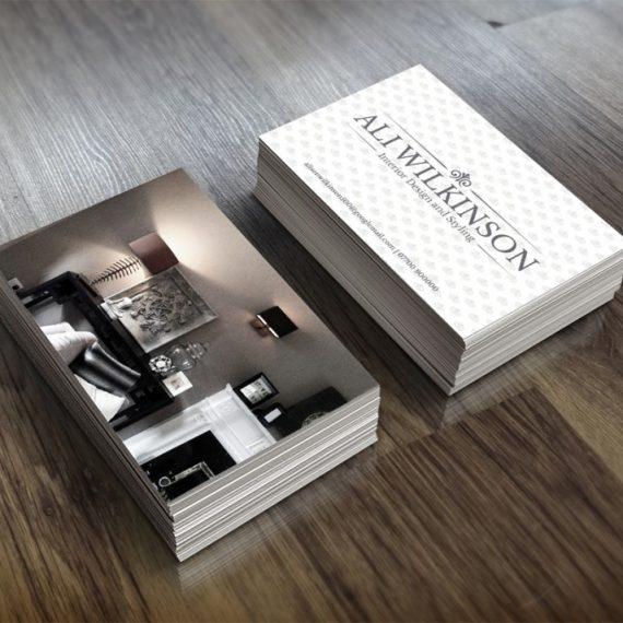 Alison Wilkinson Business Card