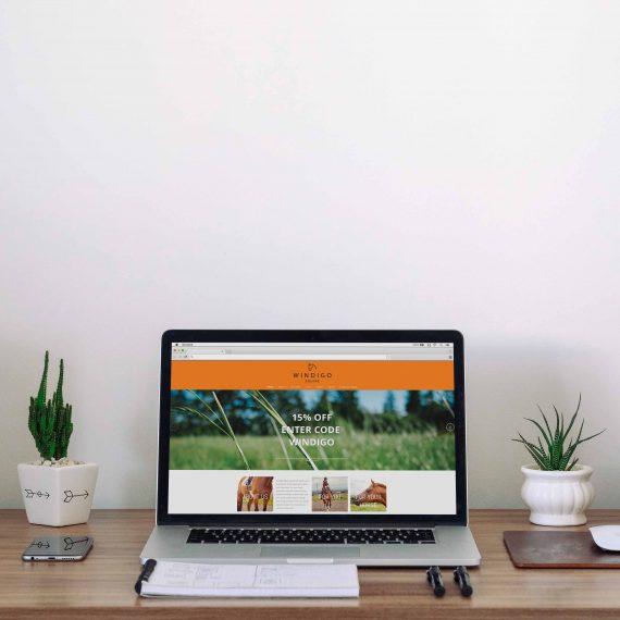 Windigo Website Home Page