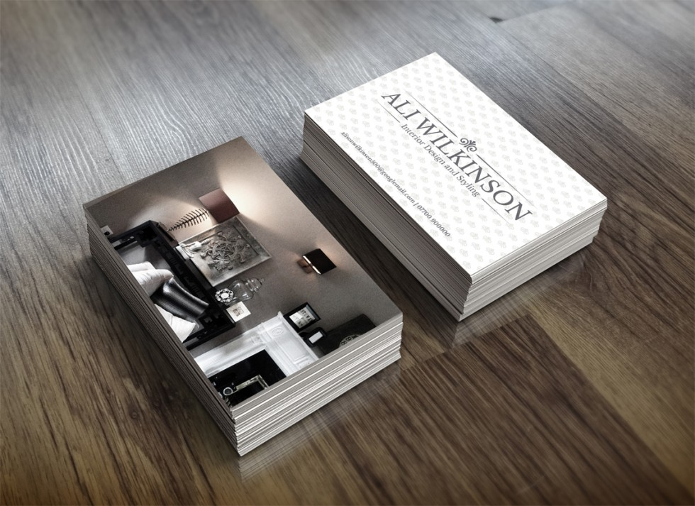 Alison Wilkinson Business Card