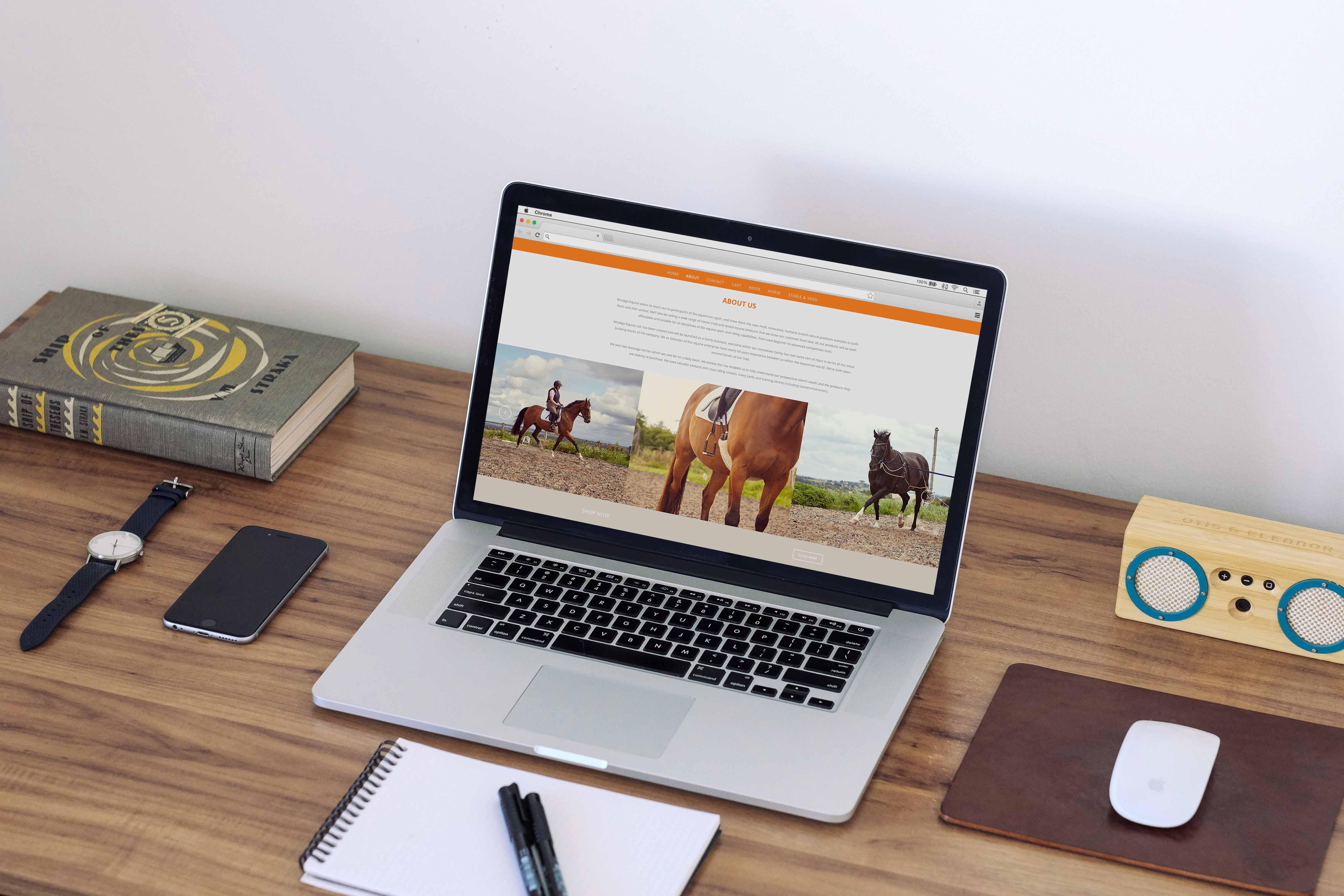 Windigo Website About Page