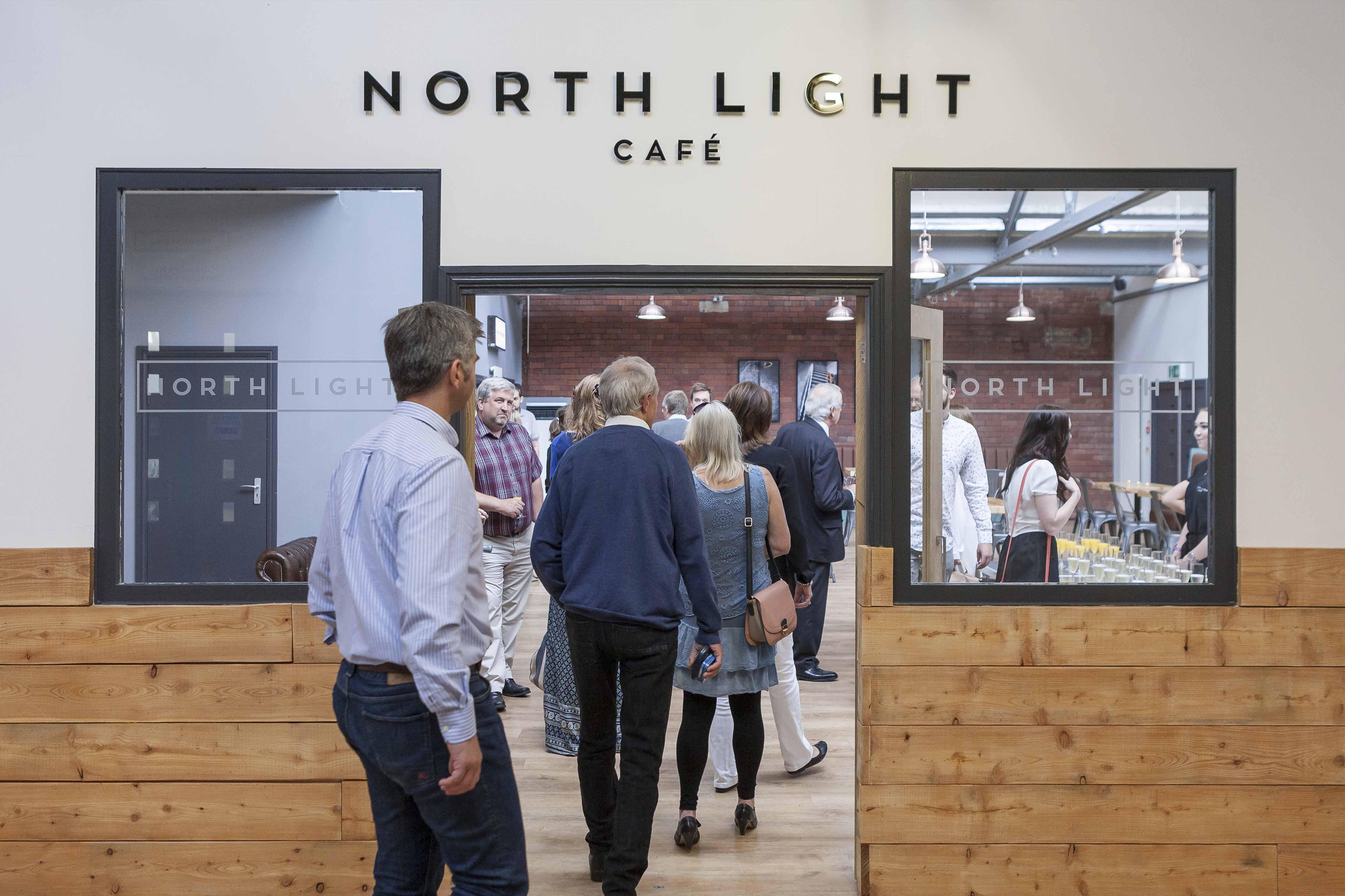 North Light External Signage Design