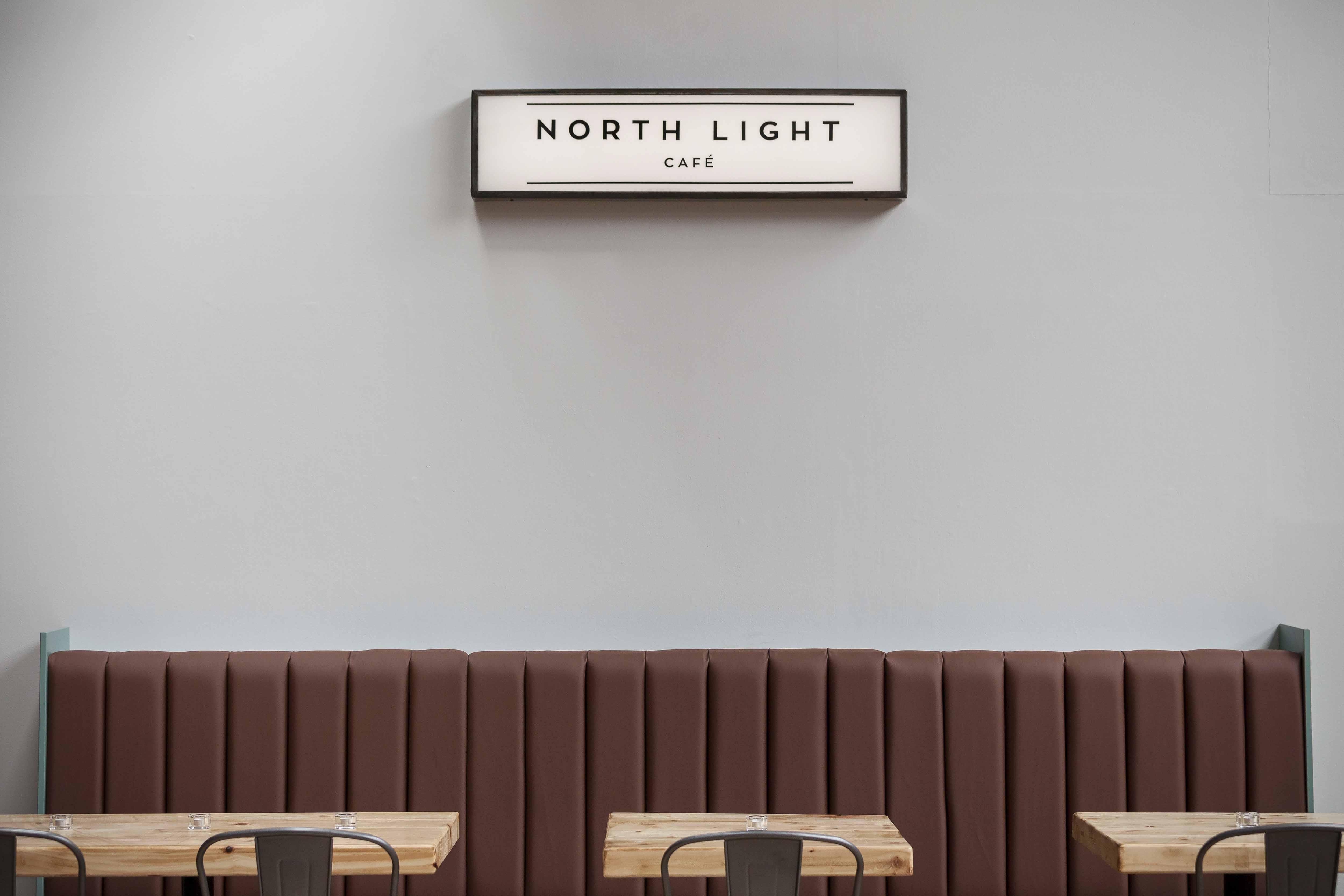 North Light Internal Signage Design