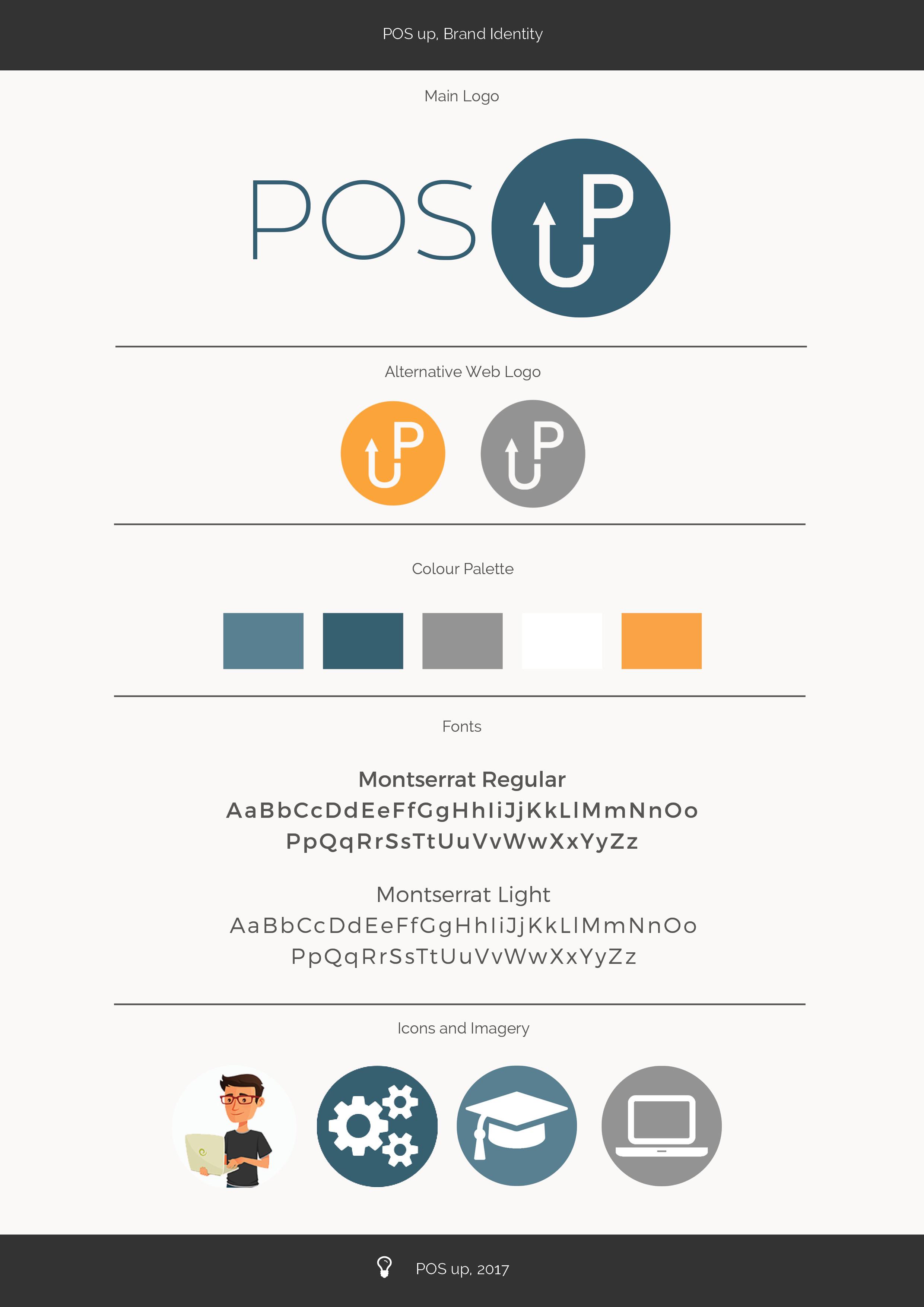 POS Brand Identity