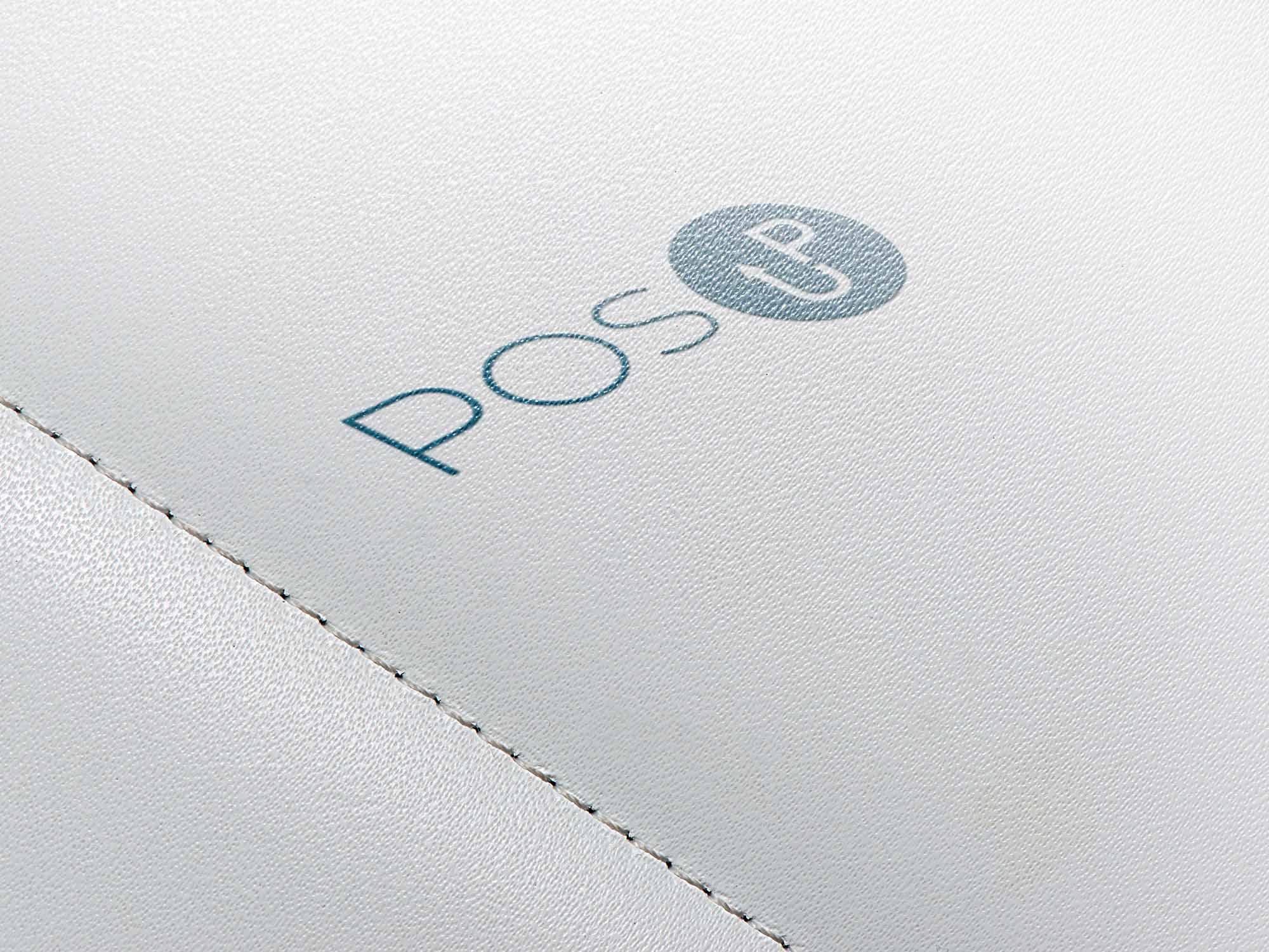 POS up Logo Mockup